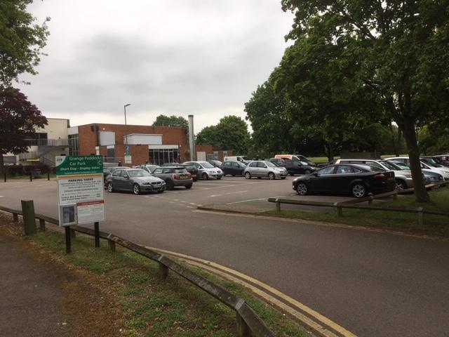 Grange Paddocks Car Park