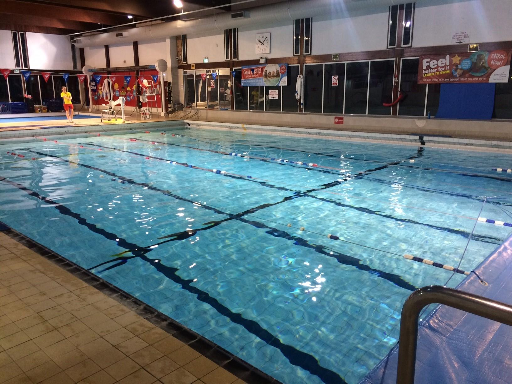 Grange Paddocks Pool