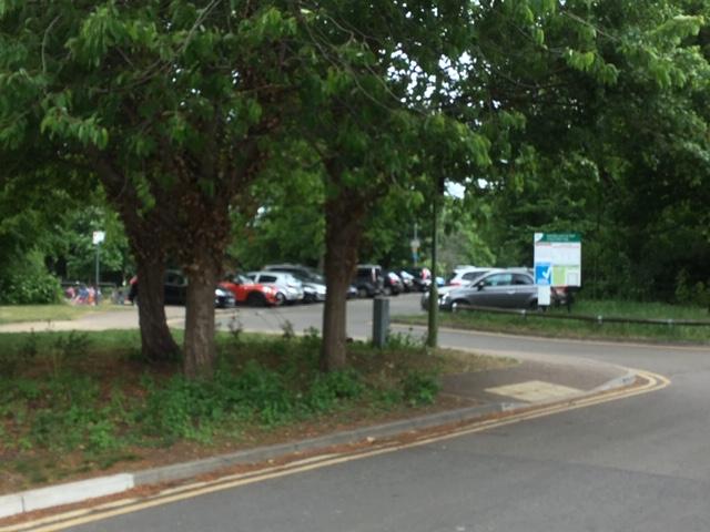 hertford Hartham Lane Car Park