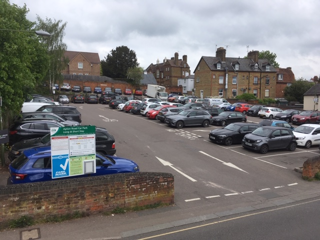 Apton Road Car Park