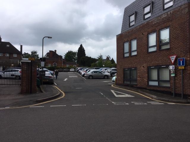 Basbow Lane Car Park