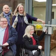 Shopmobility launch