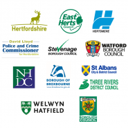 All local authority logos