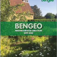 Bengeo Neighbourhood Plan front cover